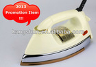 Hot sell electric dry iron KS-3532( CB, CE,SASO)