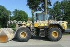 Used KOMATSU 470-5 wheel loader working condition price cheap