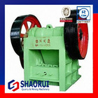 ISO Certified Jaw Crusher with National Patent: ZL200720054148.9