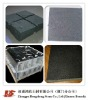 high quality Chinese black granite kerbstone