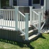 Cheap UPVC railing
