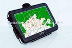MSG-V9 4.3 inch GPS positioning navigation systems +Free 4GB GPS map+FM Free Shipping