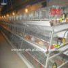 Low carbon steel wire chicken layer cages for farm