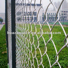 Plastic coated Chain Link Fence for playground(professional factory &exporter)