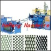 Plastic flat mesh machine(Manufacturer ISO9001)