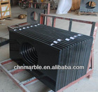 Bathroom Shanxi Black Granite Vanity Tops