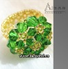 Crystal Ring,Fashion Ring,Fashion Jewelry