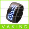 Jelly Digital Sports LED Watch Wristwatch ODM Unisex B
