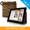 Eco-friendly Wood Case For The New iPad - Brown