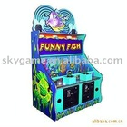Funny Fish Acrade coin operated game machine