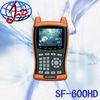 HD satellite finder