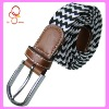 Factory offer elastic band Custom Canvas belts for momen