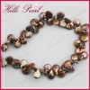 baroque style loose chocolate pearl(HELLO PEARL L0113)