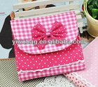 Fashion ,safe,cute collecting sanitary napkin bags