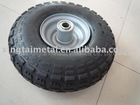 wheelbarrow rubber wheel 3.50-4