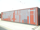 40'HC containers