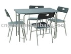 Simple design modern Dining set (G-DS012)