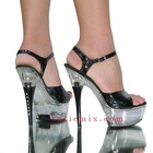 2012 latest woman sexy high heel sandal 6400-BC