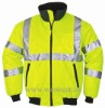 high visibility reflective Men's safety jacket (JK-5411)