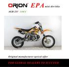 EPA Classic ORION 110cc kids dirt bike