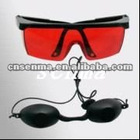 laser eye protection goggles and glasses