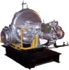 Single-stage Industrial Steam Turbine