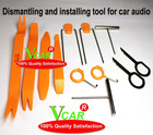 Diagnostic and installing Tool for Car Audio Car Repair Tool