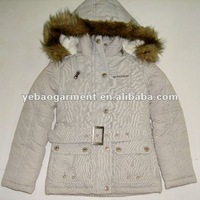 girl's padded Jacket