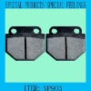 SP903 semi-metalic pads brake for auto and racing