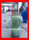 Home using vertical axis wind turbine generator