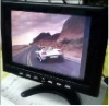 12 inches Grade A Stand alone Car LCD touch screen monitor with TV(CL-700TV)