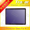 professional LCD screen protector for Pentax K7