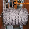 8 strand marine used mooring PP rope