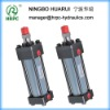 HRPC brand double acting hydraulic stell oil cylinders