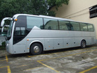daewoo new design 51 seats GDW6121HK bus for sale
