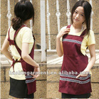 fashin coffe shop aprons for sale