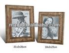 Cute Shabby Wood Rural Photo Frames for Home Deco