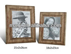 Cute Shabby Wood Rural Photo Frames for Home Deco