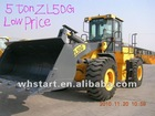 XCMG ZL50G Front End Loader for sale 3m3 bucket