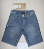 Men`s denim short