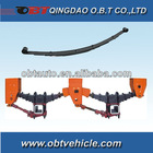 2 axles Mechanical Suspension