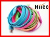 For iphone ipad color Flat charging cable