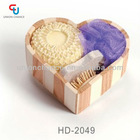 Luxury Wooden Bath Set