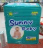 soft breathable baby diaper for Angola Market