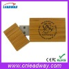 4GB OEM bamboo material thumb usb flash disk