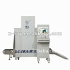 x ray luggage security equipment inspection system