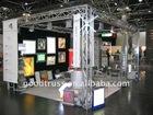 aluminium exhibition system