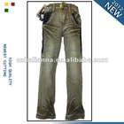 Wholesale boys fashion jeans good quality children clothing