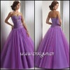 Factory direct sell high quality beaded SX008 Unique Prom Gown