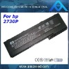 2730P compatible laptop battery for HP